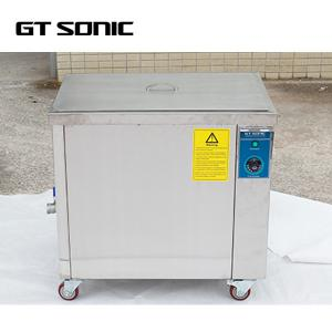 China Dirt Removing Ultrasonic Cleaning Machine SUS304 Stainless Steel Material on sale