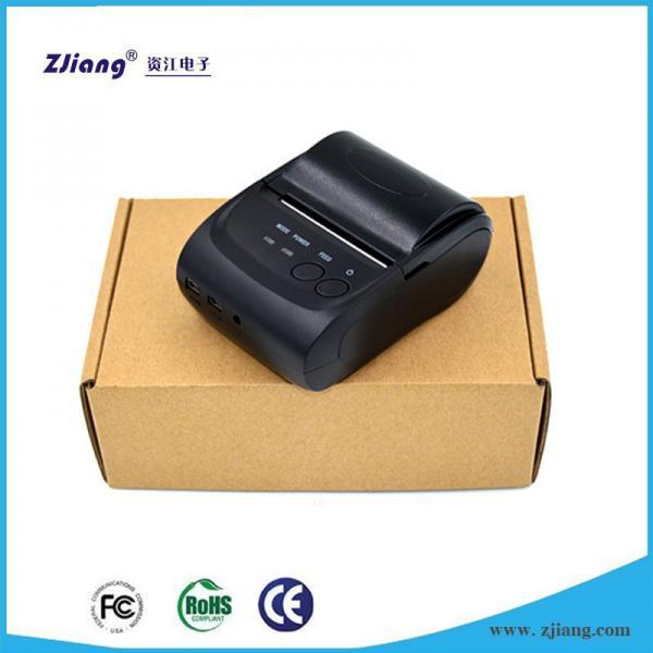 ZJ-5802LD Thermal Printer 5802 Portable Handheld Tablet
