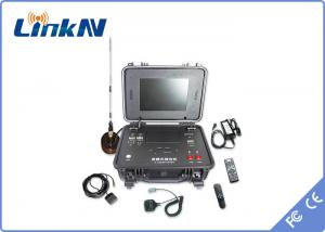 China Light Weight Integrated All In One Portable video Receiver PAL / NTSC Adaptive on sale