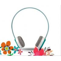 China bluetooth stereo headphone with fashion style on sale