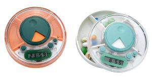 China Pill Box 24 Hour Countdown Timer on sale