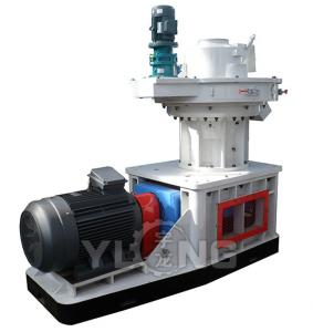 China homemade wood pellet mill for sale on sale
