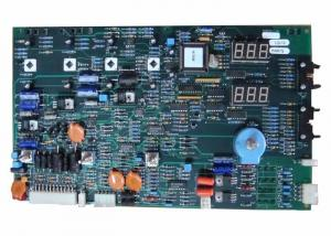 China Bare 16 Layer SMT Prototype Circuit Board Assembly Services for Access Control on sale