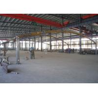 China Smart Auto Steel Building Structures , Matured Residential Covered Parking Structures on sale