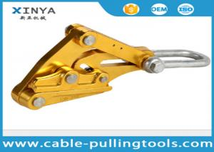 China Transmission Line Stringing Tools Aluminum Self Gripping Clamps For Zebra Conductor on sale