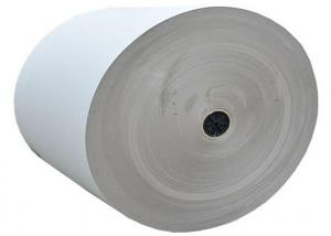China Anti-Curl Matte from 300gsm to 650gsm Grey Paper Roll for Offset Printing on sale