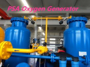 China High Purity Oxygen Making Machine Complete System With Air Compressor on sale
