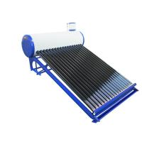 slope rooftop solar hot water heater