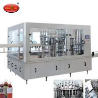 China 3-in-1 Automatic Mineral Water/ Carbonated Drink Filling Machine on sale