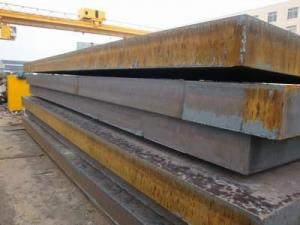 China SA516GR70 low alloy steel plate on sale