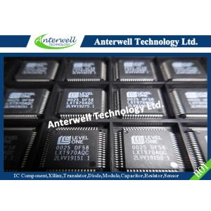 China LXT970AQC Electronic IC Chips Dual-Speed Fast Ethernet Transceiver on sale