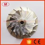 K29 forward 5329-123-2238 56.80/87.00mm 7+7 blades Turbo Billet/milling/aluminum 2618 compressor wheel