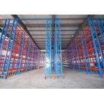 Multi cremalheiras resistentes niveladas do armazenamento para a carga do armazenamento da fábrica do armazém