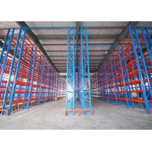 Estantes resistentes llanos multi del almacenamiento para el cargo del almacenamiento de la fábrica de Warehouse