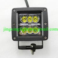 24W 2015 lightstorm hotsale cree offroad led work light, led machine working light