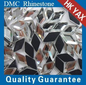 China Кристаллический камень Ф0527 для платьев, кристаллических ботинок, подарков гравировки кристаллического лазера 3д on sale