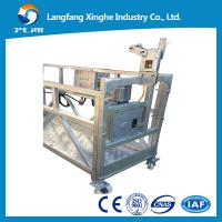 Cradle machine / construction lifting table / platstering platform / suspended gondola