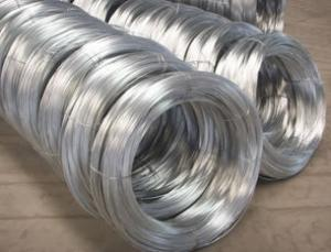 China Hot-dipped Galvanized Steel Wire for Vegetable Greenhouse on sale