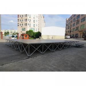 China event stage in delhialuminum portable stagewedding stage gold world stage performance gallery on sale