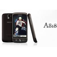 3.5 inch Capacitive GSM+3G WCDMA dual sim unlocked quad band mobile phone A818