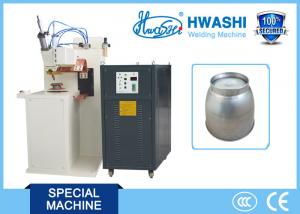 China Pot Base Stainless Steel Welding Machine , Multipoint Spot Welding Machine on sale