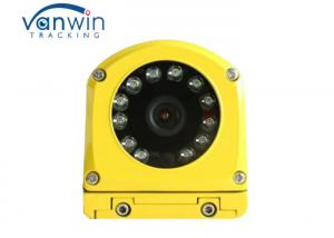 China 12 LED SONY 700 TVL CCD Car Side Rear View Camera for School Bus on sale
