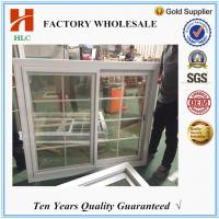 Chinese supplier hot sale design size customized cheap price 1.4 mm thickness aluminium window grill design for house