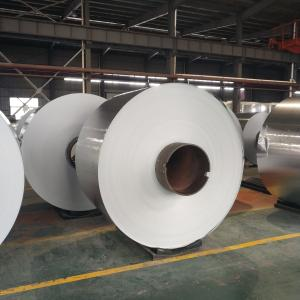 China High Efficiency Aluminium Coil Sheet For Gutter Roofing 1 2 5 7 Series on sale