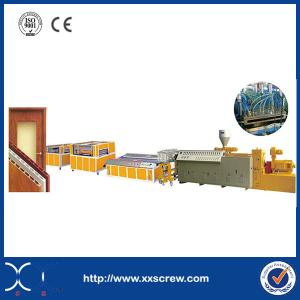 China Xinxing Hot Sell YF Series PVC and WPC Profile Extrusion Line on sale