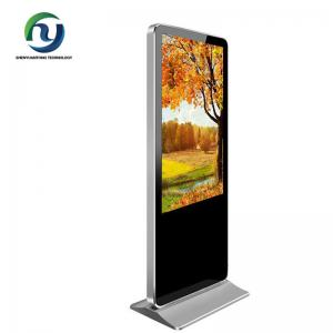China 42 LED backlight LCD Advertising Display , 1920 *1080 lcd ad displayer on sale