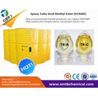 PVC Plasticizer Epoxy Fatty Acid Methyl Ester EFAME Free Phthalate DOP DBP DOA Substitute for Producing PVC soft product