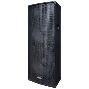 High Sensitivity 15 Inch Passive Speakers , Professional