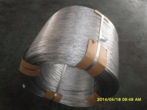 China 19# hot galvanized wire on sale