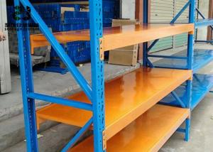 China ODM & OEM Heavy Duty Storage Racks , Assemble Or Welded Warehouse Shelving Units on sale