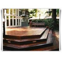 China WPC outdoor decking on sale