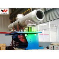 équipement 0.5rpm de positionneur de soudure de tuyau de la chaudière 600Kg pour machiner des machines