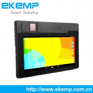 China Versatile Biometric Tablet PC M8 for Credit Facilities on sale
