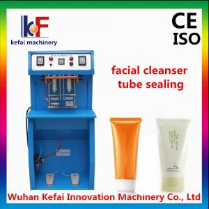 China toothpaste tube squeezers sealing machine on sale