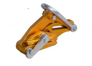 China Light Weight Aluminum Alloy Come Along Clamp For ACSR Conductor on sale