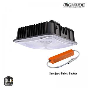 China Lightide DLC indoor & outdoor Emergency light for Led Garage Lighting 90W & 5-Year Warranty on sale