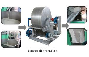 Cassava starch syrup production machinery with competitive