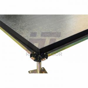 China Fireproof HPL Raised Floor Calcium Silicate with Aluminum Foil Sheet on sale