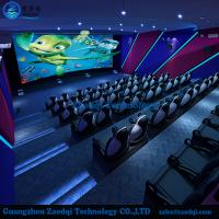 Small investment and high yield,hot sale 5d cinema 5d theater