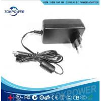 24V 0.5A  Universal Power Charger Euro Plug Electrical Travel Adapters