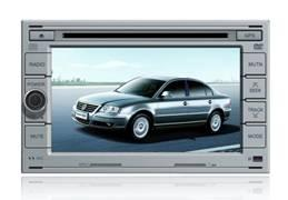 China Touch screen function Gps Navigations VW Passat on sale