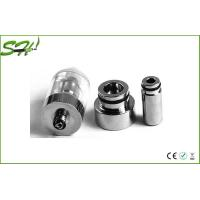 X6 V2 Atomizer Ego Clearomizer 3.0ml Capacity Stainless Steel Changeable Head Coils