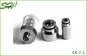 China X6 V2 Atomizer Ego Clearomizer 3.0ml Capacity Stainless Steel Changeable Head Coils on sale