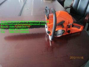 China gasoline wood chain saw on sale
