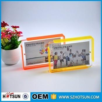 Custom Design 4 6cm Cute Acrylic Photo Frame Cheap Picture Frames In Bulk For Sale Acrylic Photo Frame Manufacturer From China 105392867