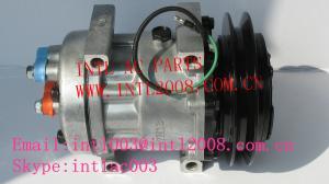 China Air ac Compressor 7H13 SD7h13 7351 TDK-R151320S KHR3241 TDKR151320S TDKR151340S Kobelco SK 200/400 Case Serie Excavator on sale